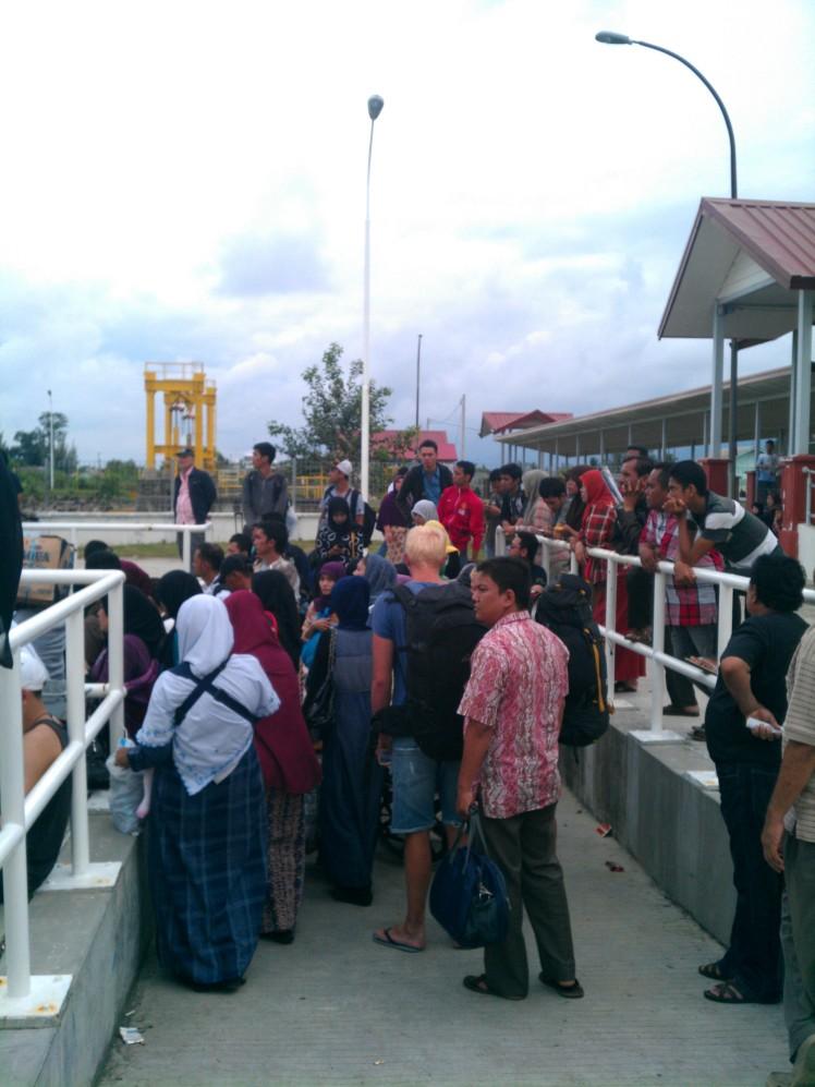 Pelabuhan Ulelheu Banda Aceh