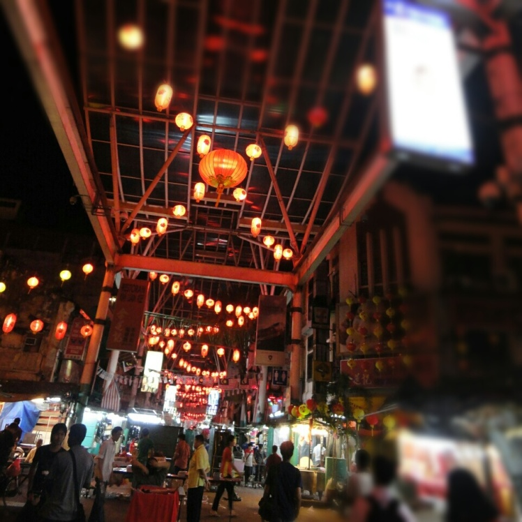 Petaling Street, midnite