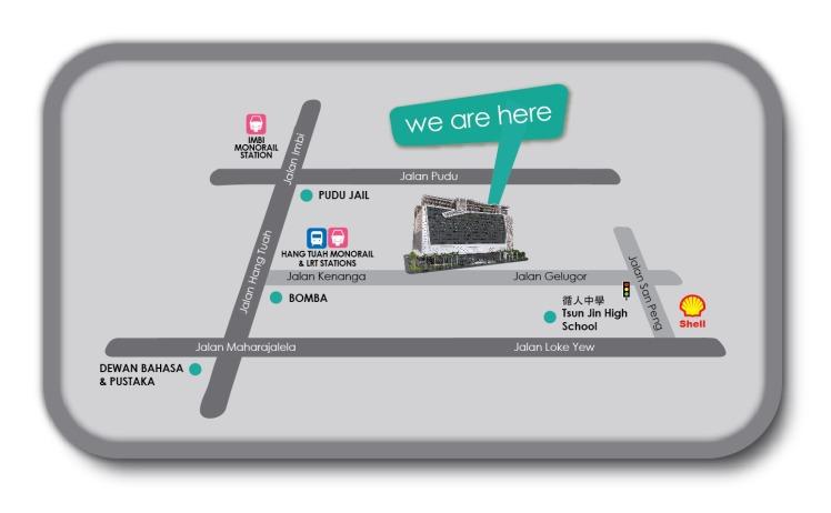 KWC Map
