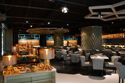 Retro Cafe (Ground Level)
